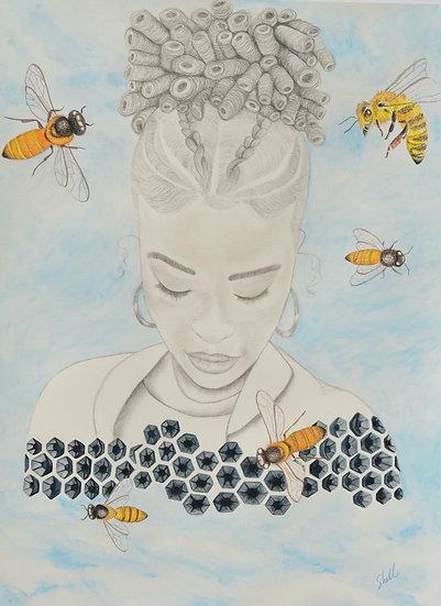BEE STILL - Michelle Lee