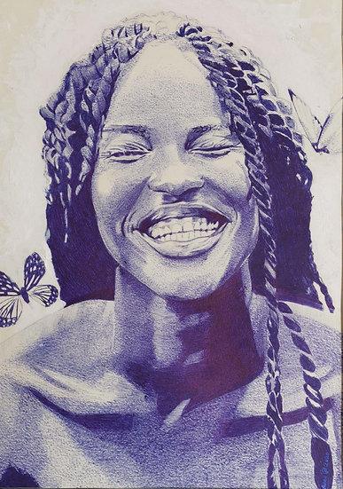 MISS BUTTERFLY - Annah Nkyalu