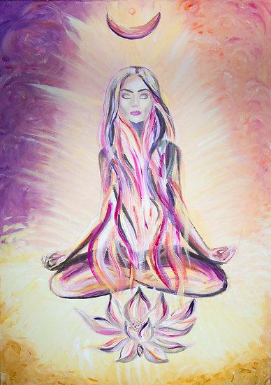 MEDICINE WOMAN - Anna Sun