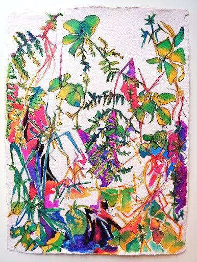 NATURE'S WONDER - Ruth Egon