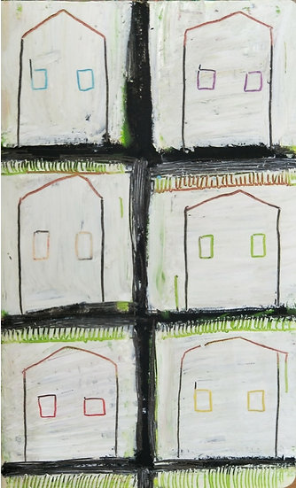 HOUSES WITHOUT DOORS - Damian Bisogni
