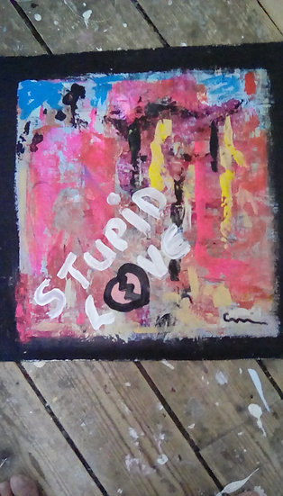 STUPID LOVE - Cathryn Houlton