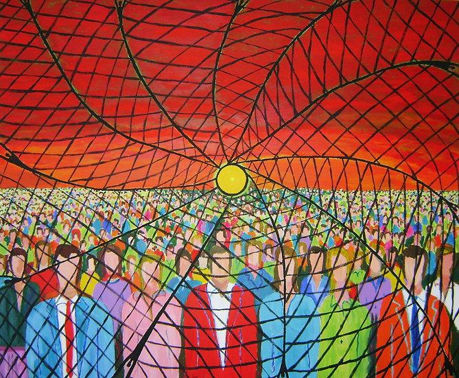 LIGHT IN THE SHADOW II - Tullio Mesi