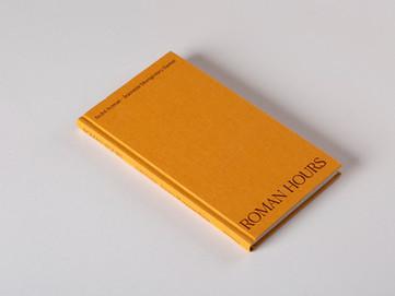"""""""Roman hours"""" · André Aciman & Jeannette Montgomery Barron"""