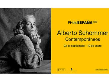 """""""Contemporáneos"""" Alberto Schommer · Museo Cerralbo"""
