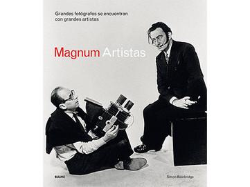 """""""Magnum Artistas. Grandes fotógrafos que se encuentran con grandes artistas"""""""