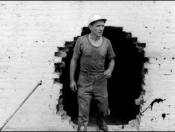 """""""La destrucción del Bajo Manhattan"""" Danny Lyon · Museo ICO"""