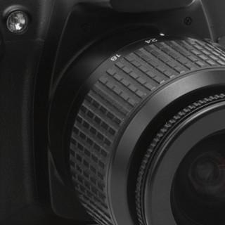 Camera Close Up