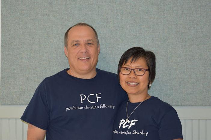 Russ and Alicia Pig Pickin 2018.JPG