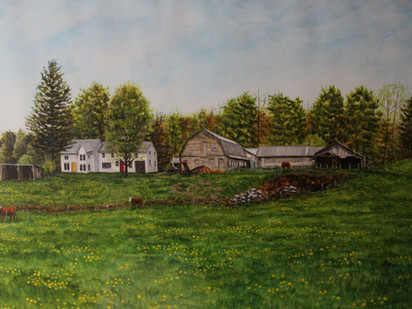 """Pratt's Farm"""