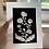 Thumbnail: Original block print   BLACK