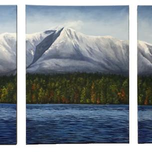"""Katahdin Triptych"""