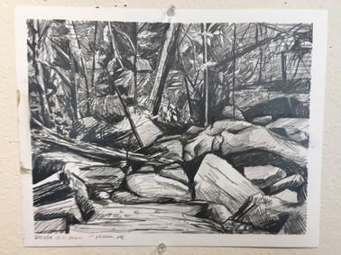 """""""Goodell Brook (Monson, Maine)"""""""