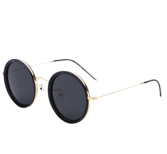 ROUND SUNGLASSES BY ZAFUL
