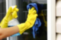 Limpieza de Vidrios y Fachadas