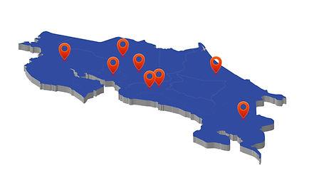Mapa Oficinas