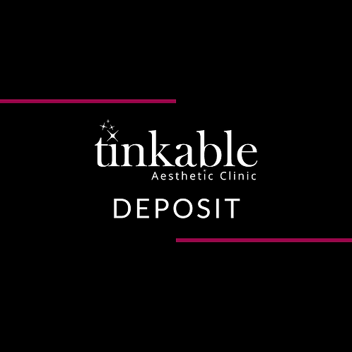 Tinkable Appointment Deposit