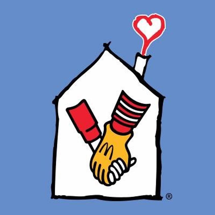 Ronald McDonald House Charities Paper Bag Decorating 11/27