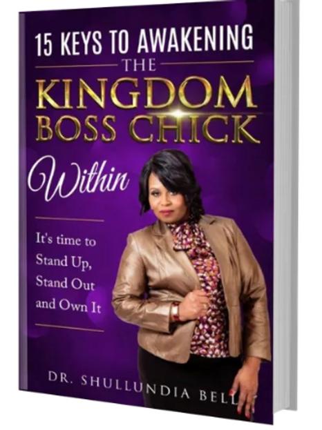 15 KEYS TO AWAKENING THE KINGDOM BOSS CHICK WITHIN