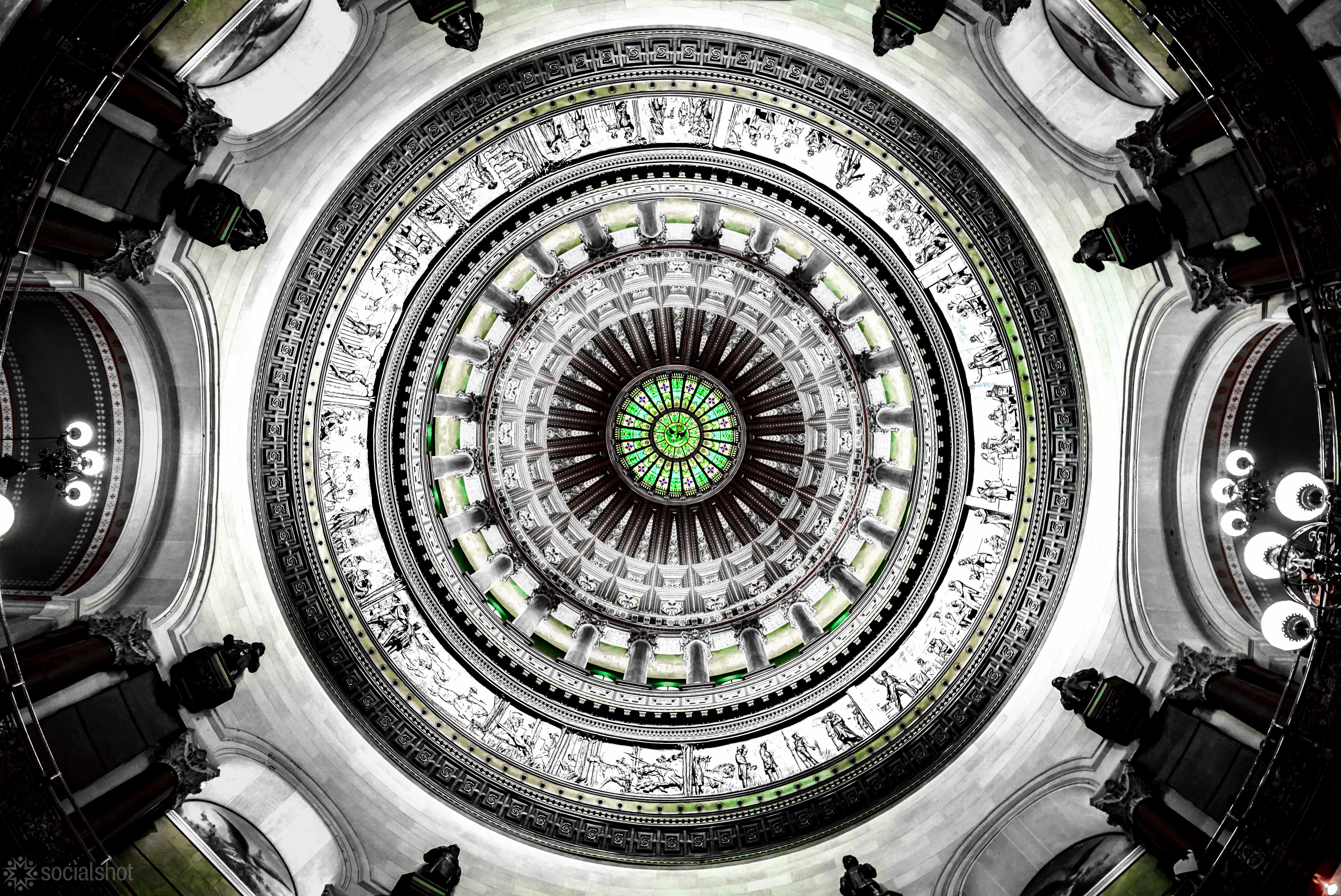 Springfield Illinois Capital Building