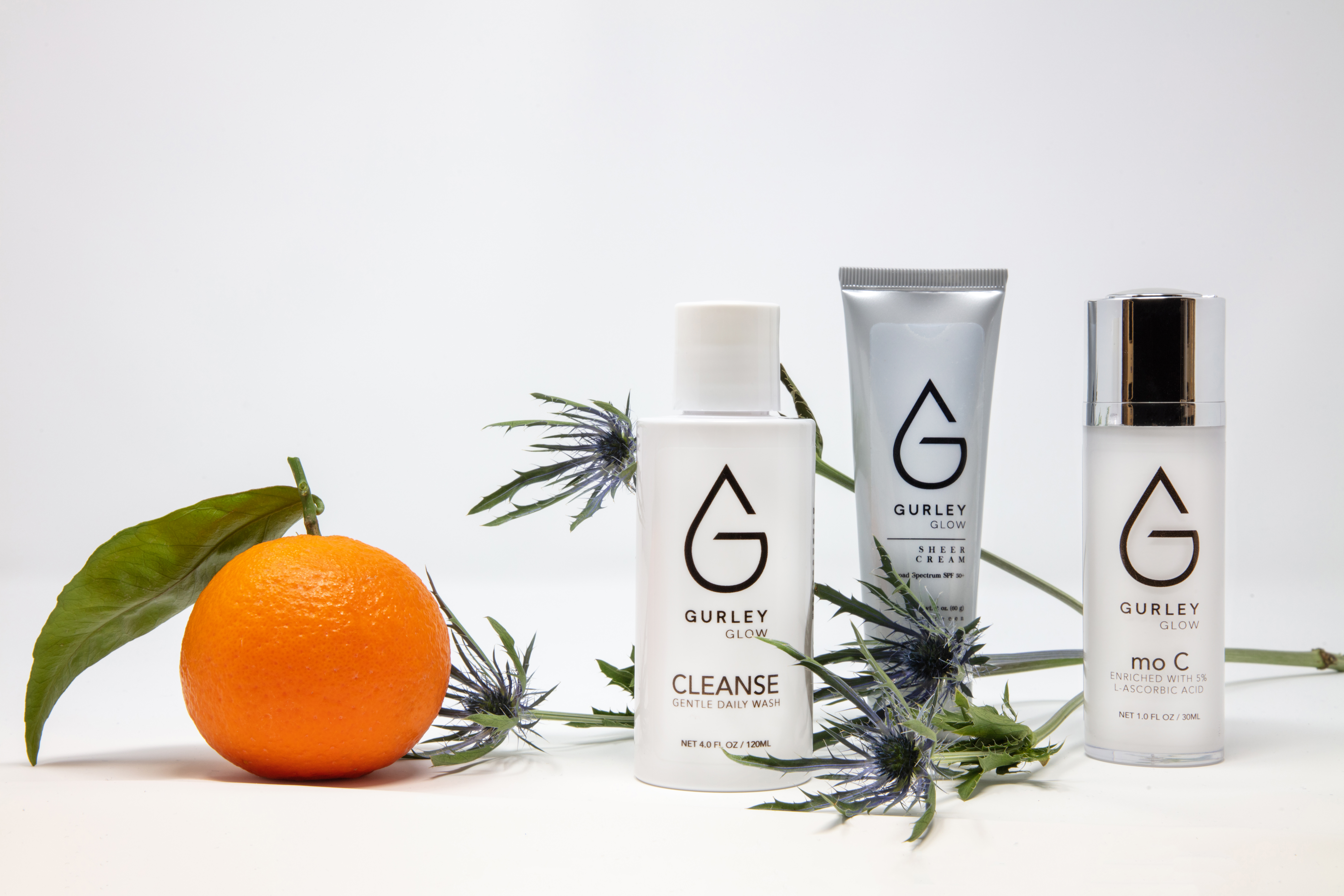 Product Photography for Skincare Line