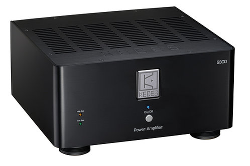 S300 Stereo Power Amplifier