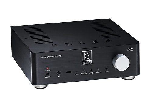 E40 Integrated Amplifier