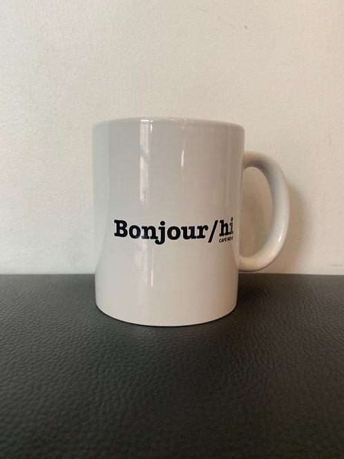 Tasse Boujour/Hi