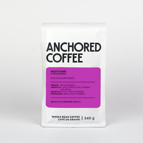 Anchored Coffee Nighthawk
