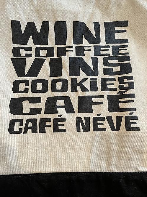 Tote pour le Vin