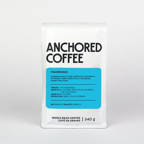 Anchored Coffee Figurehead