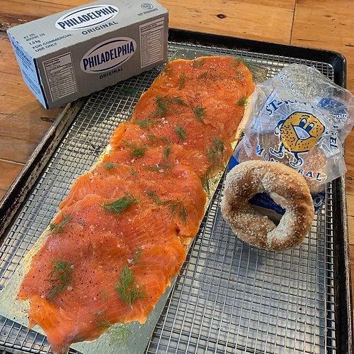 Smoked Salmon Kit Saumon Fumé