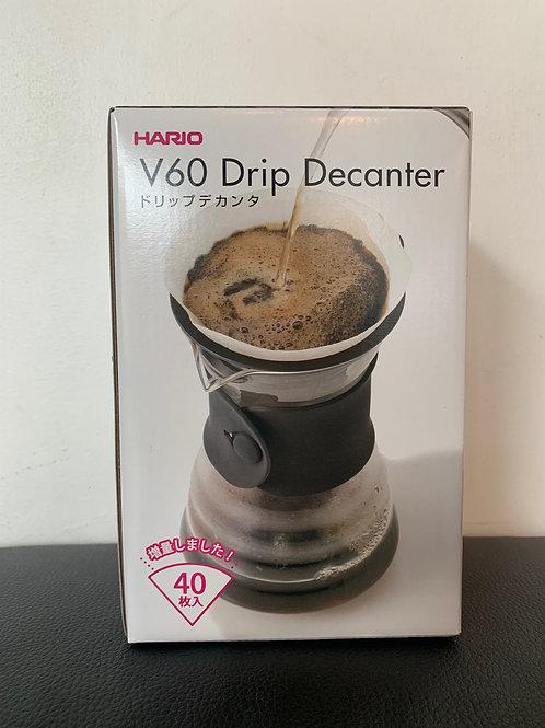 Décanteur V60 Hario