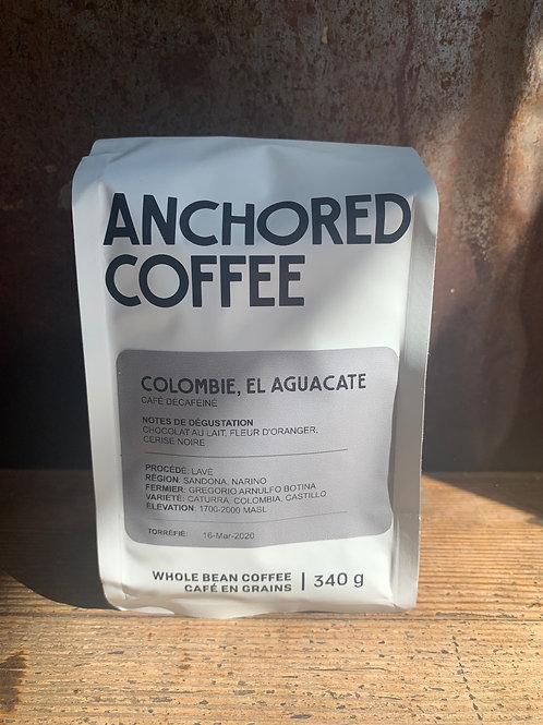Anchored Coffee Décaféiné