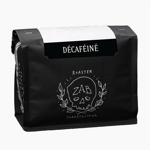 Café Zab Décaféiné