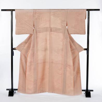 Sufflower Dye Kimono