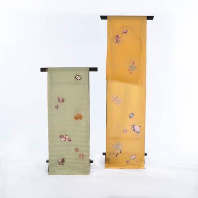 Kimono Decorative Collor