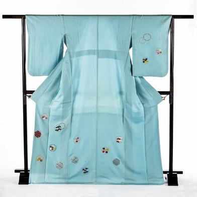 Japanese Embroidery Kimono