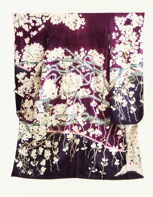 Oohori - Furisode Formal Kimono