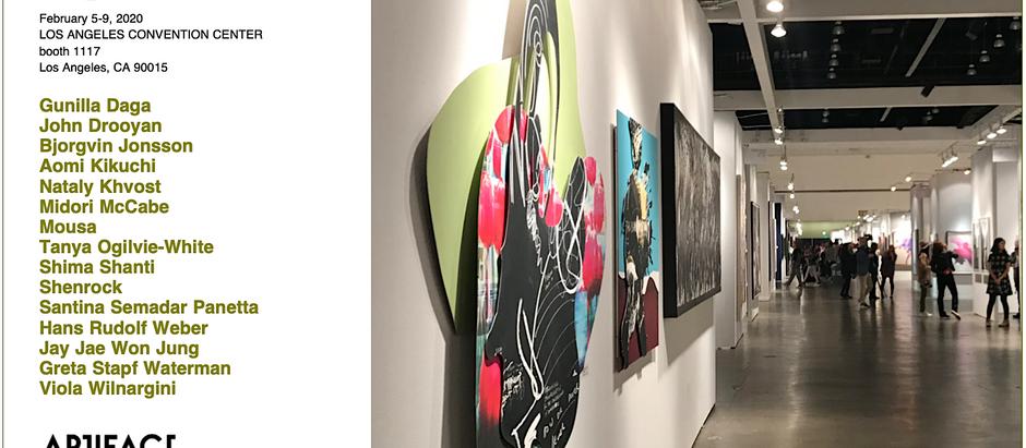LA Art Show Modern + Contemporary