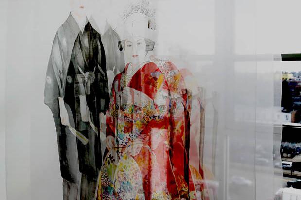 China, Korea, Japan, Art Cosmos Contemporary Art Exchange Exhibition at Fukuoka Asian Art Museum