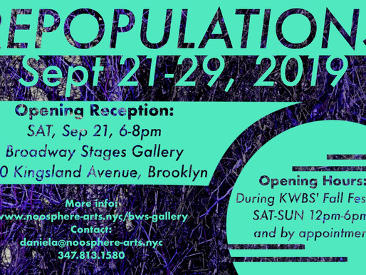 NOoSHERE presents REPOPULATIONS