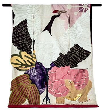 Uchikake-Wedding Kimono