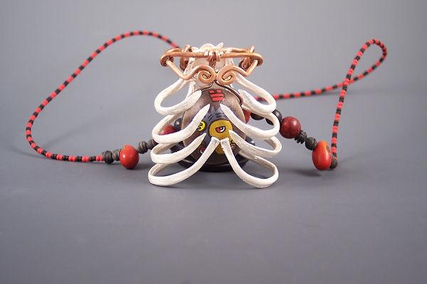 12 Ozomatli pendant