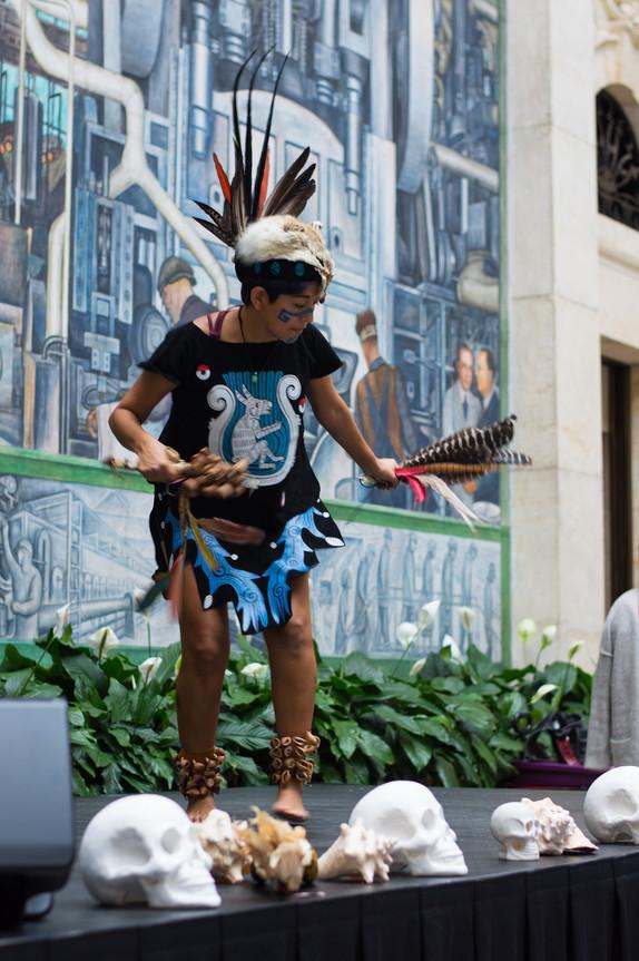 Aztec Dance Performance &  Ritual