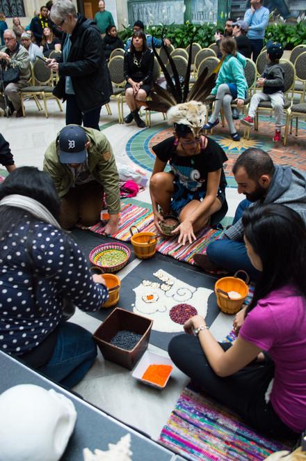 Aztec Tradition Workshops