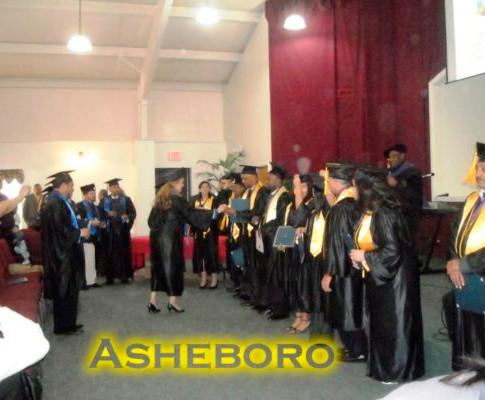 Graduation Asheboro