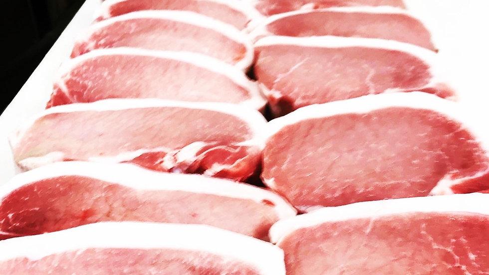 Dry Aged Pork Loin Chop