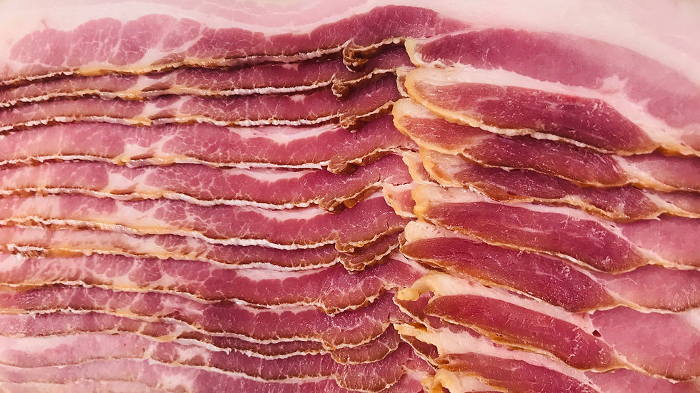 Uncured Smoked Maple Bacon Sliced