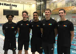 Hackney Aquatics at Winter Nationals 2018